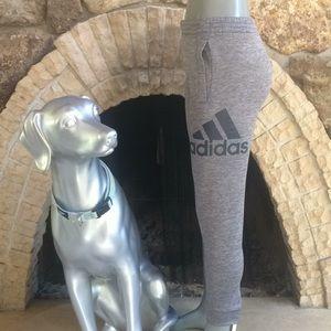 Adidas Girl's Jogger Pants